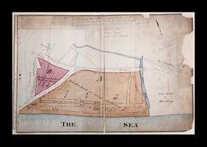 Plan referred to in the 6/12/1827 Commission report